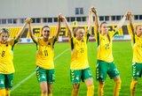 Moterų futbolo rinktinei puikaus įvarčio prieš kroates neužteko