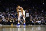 S.Curry praleis tritaškių konkursą