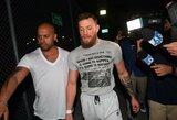 Išgirskite: paviešintas A.Abdirzako skambutis numeriu 911 po incidento su C.McGregoru