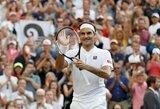 R.Federeris – per vieną pergalę nuo 102-o karjeros titulo