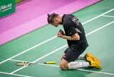 Fantastiškai žaidęs badmintonininkas K.Navickas užsitikrino Europos žaidynių medalį! (komentaras)