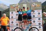 K.Sosna laimėjo UCI varžybas Italijoje