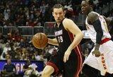 """""""Pistons"""" pasipildė B.Udrihu"""