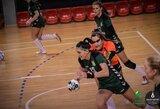 LRF moterų taurės pusfinaliuose triumfavo favoritės