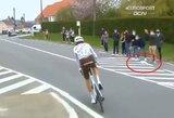 Belgijoje – keista dviratininko diskvalifikacija, Prancūzijoje – I.Konovalovo komandos draugo pergalė