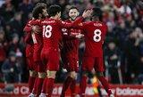 """8 rekordai, kuriuos šiame sezone gali pagerinti """"Liverpool"""""""