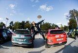 Vienintelės Baltijos šalyse elektromobilių varžybos – būdas iš naujo atrasti Lietuvą
