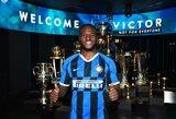"""""""Inter"""" toliau stiprinasi: išsinuomojo """"Chelsea"""" gretose nepritampantį A.Mosesą"""