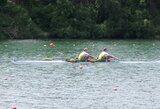 Dar dvi lietuvių valtys pateko į Europos irklavimo čempionato A finalus