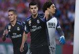 """Dar viena potenciali """"Milan"""" bomba – klubas aktyviai derasi dėl A.Moratos įsigijimo"""