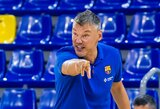 Š.Jasikevičius pirmąjį pralaimėjimą patyrė Katalonijos taurės finale