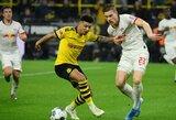"""Įvarčių fiesta Vokietijoje baigėsi rezultatyviomis """"Borussia"""" ir """"RB Leipzig"""" lygiosiomis"""