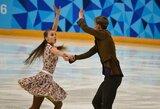 Lietuvos čiuožėjai – greta jaunimo olimpinių žaidynių garbės pakylos