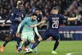 """Čempionų lyga: """"Barcelona"""" ruošiasi pakeisti istoriją ir panaikinti keturių įvarčių deficitą"""