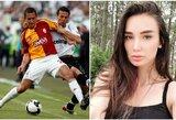 Turkijos žiniasklaida: buvusio rinktinės žaidėjo žmona įtariama siūliusi žudikui 1,3 mln. JAV dolerių
