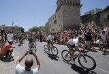"""A.Kruopis ir G.Bagdonas startavo daugiadienėse """"Tour de Pologne"""" dviračių lenktynėse"""
