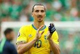 Z.Ibrahimovičius užsiminė apie sugrįžimą į Švedijos rinktinę?