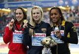 R.Meilutytė Turkijoje antrą kartą tapo pasaulio čempione ir pasiekė naują Europos rekordą!