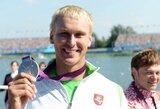 J.Šuklinas tapo olimpiniu vicečempionu! (papildyta)