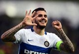 """""""Inter"""" šiaip ne taip susitvarkė su lygos naujokais"""