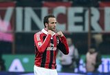 """""""Serie A"""": nesustabdomas """"Milan"""" sutriuškino """"Lazio"""" ir sugrįžo į Čempionų lygos zoną"""
