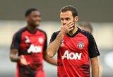 """""""Man Utd"""" saugas J.Mata gali persikelti į Italiją"""