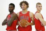 Penkios komandos, kitą vasarą realiausiai pretenduosiančios į pirmąjį šaukimą