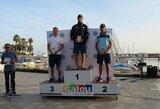K.Janulionis Europos buriavimo taurės etape Ispanijoje – trečias