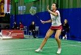 Ištraukti badmintono olimpinio turnyro burtai