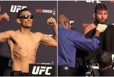 """""""UFC 249"""": J.Stephensui nepadėjo net ir išsirengimas nuogai, T.Fergusonas antrą kartą per tris savaites numetė svorį"""