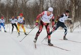 Pasaulio orientavimosi sporto slidėmis taurėje vėl geriausiai iš lietuvių sekėsi G.Keinaitei
