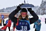 M.Morauskas pradėjo naująjį Europos snieglenčių sporto taurės varžybų sezoną
