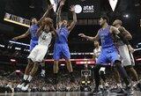"""""""Spurs"""" pakartojo namų pergalių rekordą"""