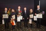 Apdovanotos sportiškiausios Lietuvos mokyklos
