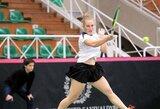 P.Bakaitė skina pergales moterų teniso turnyre Stambule