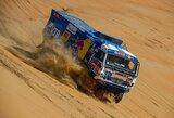 """S.Kariakinas atskleidė Dakaro nugalėtojų biudžeto dydį, savo finansus paviešino ir """"Kamaz"""" komanda"""