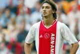 """""""Milžinų maitintojai"""": Amsterdamo """"Ajax"""" klubas"""