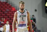 Naujame FIBA reitinge Lietuva nukrito į 9-ąją vietą, lydere išliko Serbija