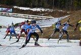 Pasaulio jaunimo biatlono taurės estafetėje lietuviai – 16-i