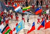 Pjongčango žiemos olimpiada uždaryta: estafetę perėmė Pekinas