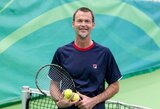Naująjį Vilniaus teniso akademijos trenerį iš Vokietijos nustebino teniso populiarumas Lietuvoje