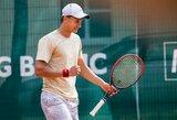 Karjeros turnyrą žaidžiantis J.Tverijonas žengė į finalą