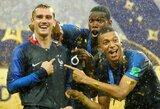 """J.Kloppas atskleidė, kodėl """"Liverpool"""" savo gretose neturi nė vieno prancūzo"""