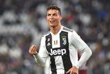 """C.Ronaldo susierzino dėl nuolatinės kritikos: """"Kiekvienais metais turiu kažkam įrodyti, kad esu geras"""""""