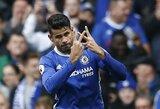 D.Costa atskleidė, kad mėgaudavosi dvikovomis prieš S.Ramosą ir Pepe