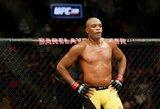 Planuojama dar viena netradicinė bokso dvikova: steroidais susitepęs A.Silva prieš 48-erių metų R.Jonesą