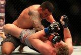 Buvęs UFC sunkiasvorių čempionas F.Werdumas įkliuvo dopingo kontrolieriams