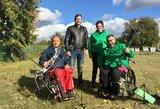 Lankininko iš Alytaus taikinyje – Tokijo paralimpinės žaidynės