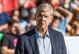 Tinkamo klubo vis dar laukiančiam A.Wengerui – darbo pasiūlymas iš FIFA