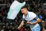 """Italijos spauda: S.Milinkovičius-Savičius yra labai arti persikėlimo į """"Manchester United"""""""